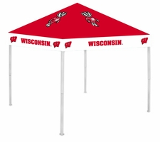 Wisconsin Badgers Rivalry Tailgate Canopy Tent
