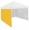 Yellow Tent Side Panel for Logo Canopy Tailgate Tents
