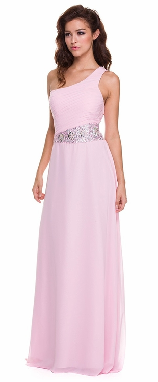Baby Pink Evening Dresses Boutique Prom Dresses
