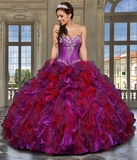 Da Vinci Quinceanera Dresses and Gowns Style 80245