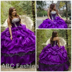 Disney Royal Ball Quinceanera Dresses Snow White Style 41001
