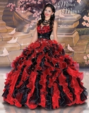 Disney Royal Ball Quinceanera Dresses Snow White Style 41041
