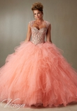 Mori Lee Quinceanera Dress and Gown Style 89068