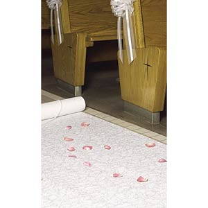 100 foot long Aisle Runner ( 36 inches wide )