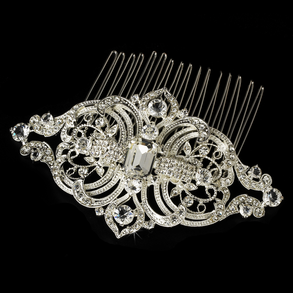 Classic and Vintage Inspired Bridal Hair Accessories by