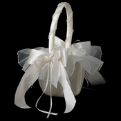 Bridal Flower Girl Basket FB 502