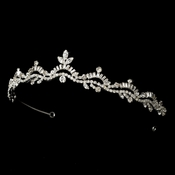 * Crystal Marquise Bridal Tiara HP 510 ***4 Left***