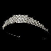 * Crystal & Rhinestone Bridal Tiara HP 6245 ***9 Left***