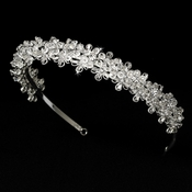 * Floral Bridal Headband HP 2900