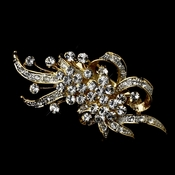 Gold Brooch 23