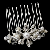 Hair Accent Pin 3912 Silver or Gold