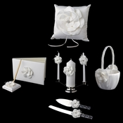 Ivory Flower Reception Set 804