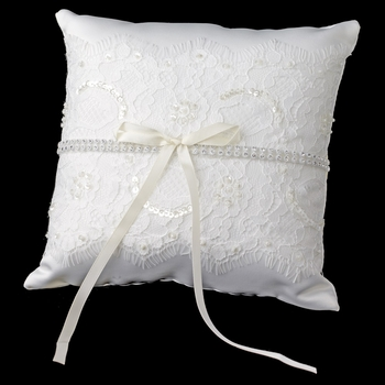 Lace Ring Pillow 800