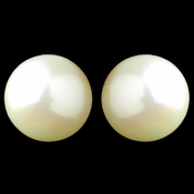Large Pearl Stud Earrings 8850