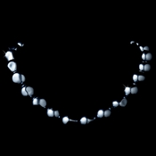 Necklace 8325 Hematite *Only 5 Left*