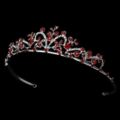 * Red Accented Tiara HP 6101 ** Discontinued***