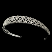 Rhinestone Bridal Headband HP 7105