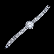 Rhinestone Crystal Bridal Watch 12