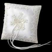 Rhinestone Ring Bearer Bridal Pillow RP 1921