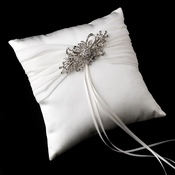 Ring Pillow 11 with Ribbon Brooch 3268