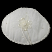 Shell Ring Bearer Bridal Pillow RP 850