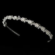 * Swarovski Bridal Headband HP 7037
