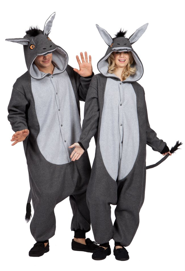 Donkey costume - photo#17