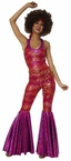 Adult 70's Foxy Lady Costume