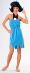 Adult Cartoon Betty Rubble Costume