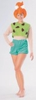 Adult Cartoon Pebbles Flintstone Costume