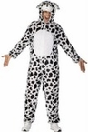 Adult Dalmation Dog Costume