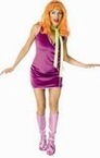 Adult Daphne Costume - Scooby Doo