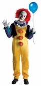 Adult Deluxe Pennywise Clown Costume