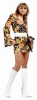 Adult Disco Daisy Go Go  Costume