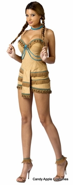 Adult Dream Catcher Sexy Indian Costume