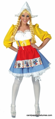 Adult Else the Milkmaid Dutch Girl Costume