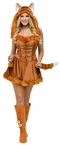 Adult Foxy Lady Costume