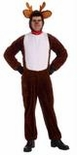 Adult Plush Reindeer Costume