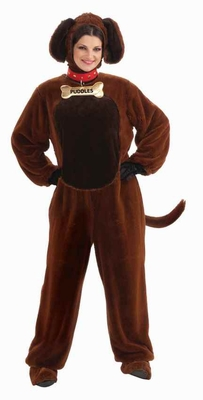 Adult Puddles the Puppy Dog Costume