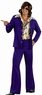 Adult Purple Leisure Suit Costume