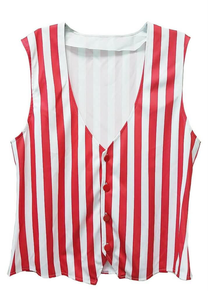 Find great deals on eBay for red and white striped vest. Shop with confidence.
