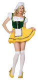 Adult Sexy Beer Garden Girl Costume