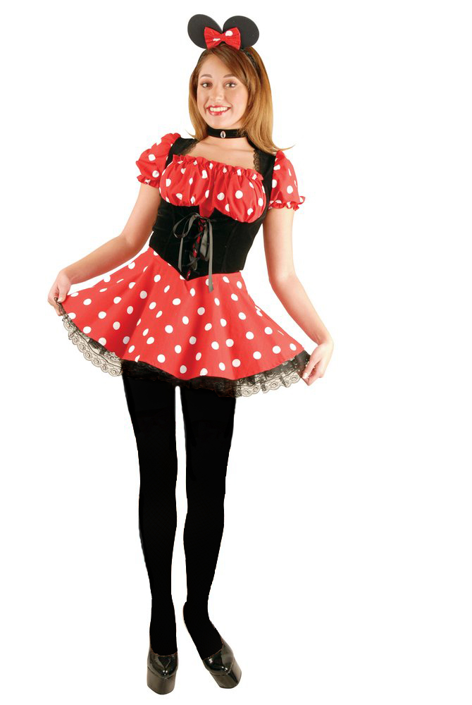 Minnie Mouse Halloween Costumes - Walmart