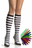 Adult Striped Knee Highs - More Colors