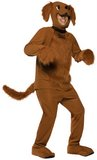 Adult Whattup Dog Golden Retriever Costume