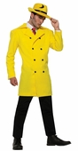 Adult Yellow Gangster Jacket