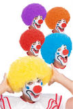 Afro Clown Wig - More Colors