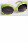 Appletini Green Square Sunglasses