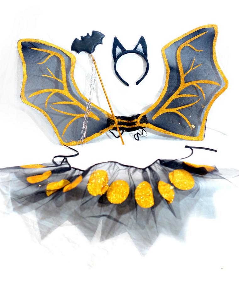Bat wings costume accessories - photo#7