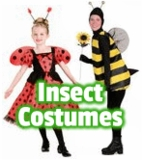 Bee & Lady Bug Costumes